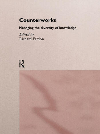 Counterworks Managing the Diversity of Knowledge book cover