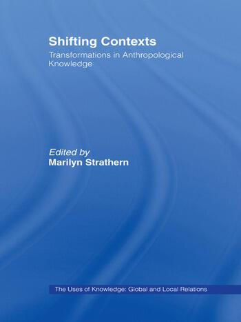 Shifting Contexts book cover