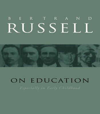 On Education book cover