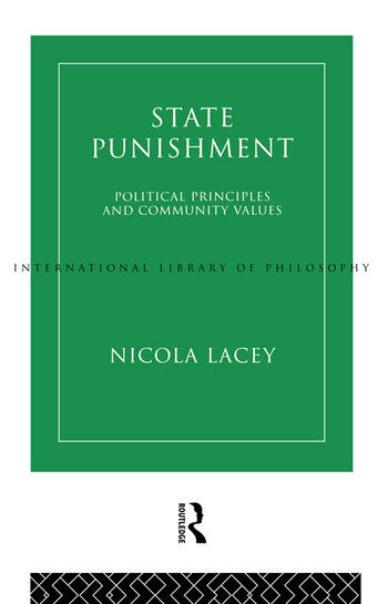 State Punishment book cover