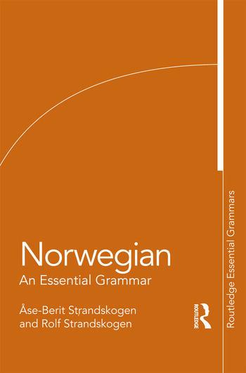 Norwegian: An Essential Grammar book cover