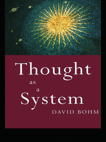 Thought as a System Second edition book cover