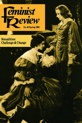 Feminist Review Issue 46 book cover