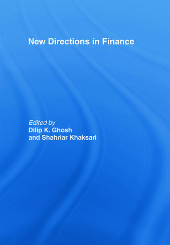 New Directions in Finance book cover
