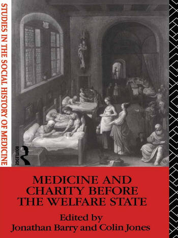 Medicine and Charity Before the Welfare State book cover