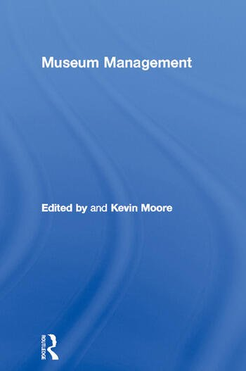Museum Management book cover