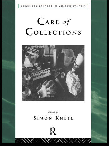 Care of Collections book cover