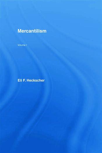 Mercantilism book cover