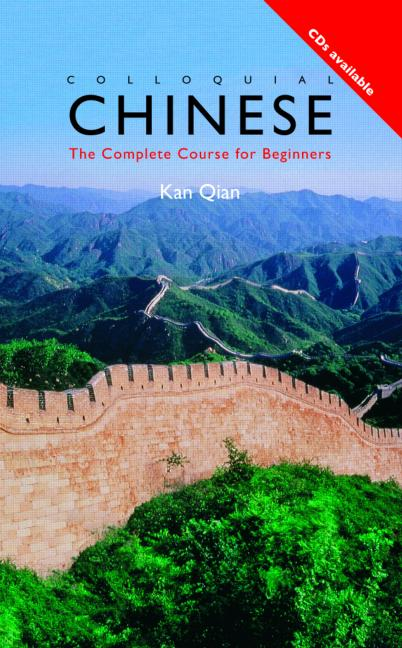Colloquial Chinese The Complete Course for Beginners book cover
