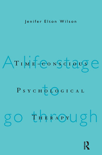 Time-conscious Psychological Therapy book cover