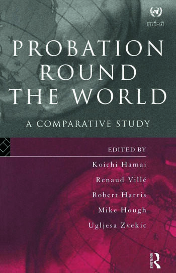 Probation Round the World book cover
