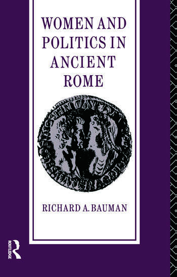 Women and Politics in Ancient Rome book cover