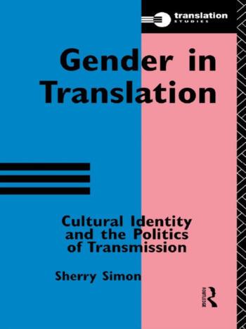 Gender in Translation book cover