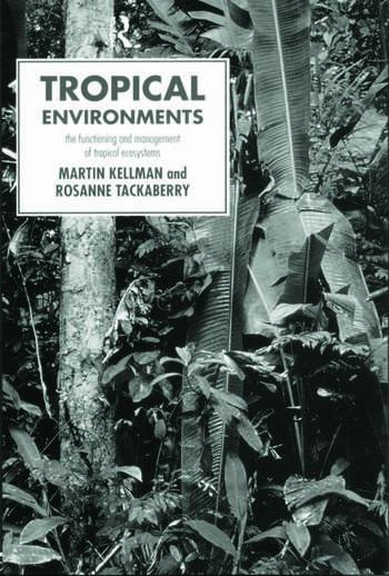 Tropical Environments book cover