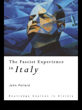 The Fascist Experience in Italy book cover