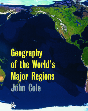 Geography of the World's Major Regions book cover
