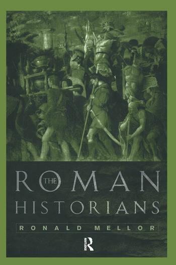 The Roman Historians book cover