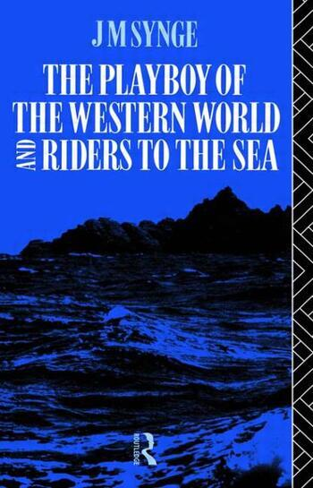 Playboy of the Western World book cover