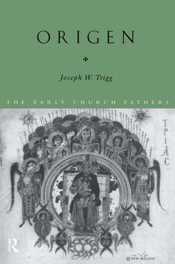 Origen book cover
