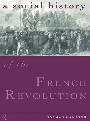 A Social History of the French Revolution book cover