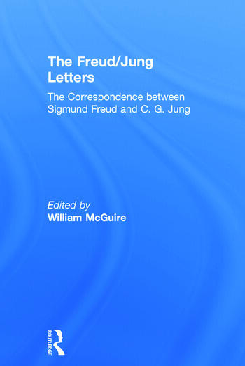 The Freud/Jung Letters book cover