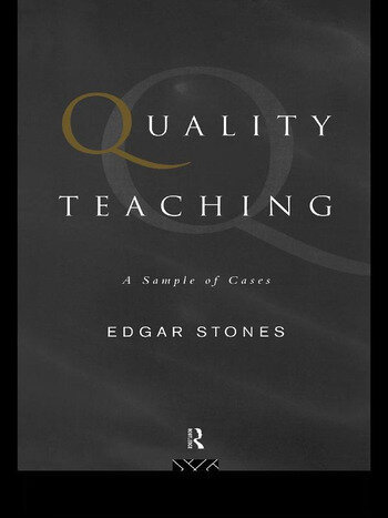 Quality Teaching A Sample of Cases book cover