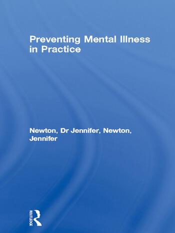 Preventing Mental Illness in Practice book cover