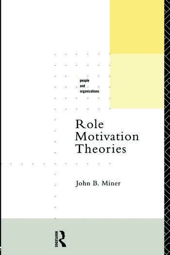 Role Motivation Theories book cover