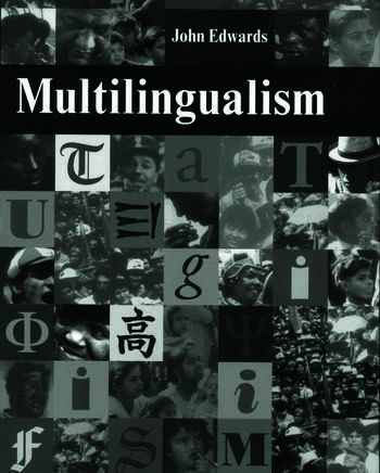 Multilingualism book cover