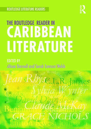The Routledge Reader in Caribbean Literature book cover