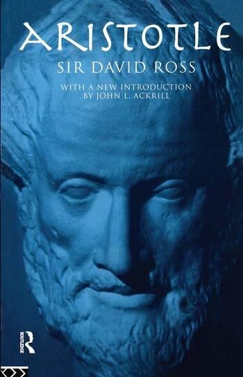 Aristotle book cover