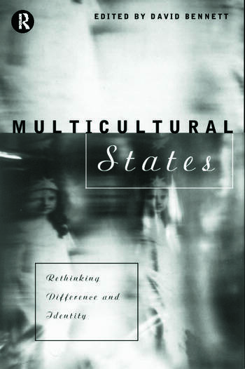 Multicultural States Rethinking Difference and Identity book cover