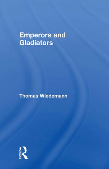 Emperors and Gladiators book cover