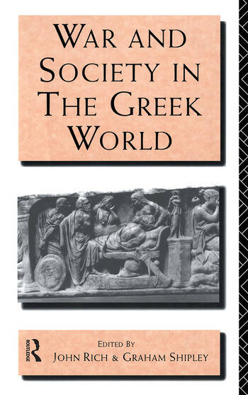 War and Society in the Greek World book cover