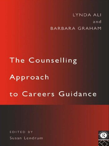 The Counselling Approach to Careers Guidance book cover