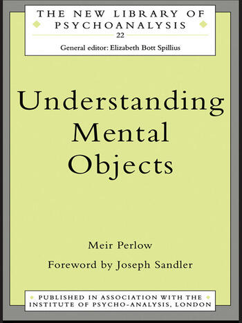 Understanding Mental Objects book cover