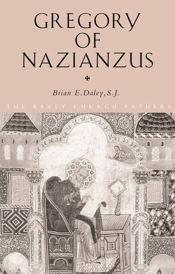 Gregory of Nazianzus book cover