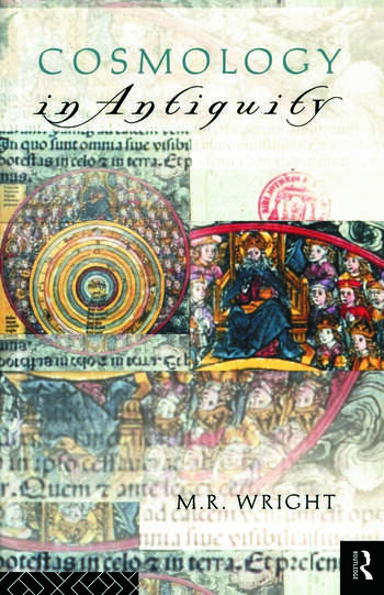 Cosmology in Antiquity book cover