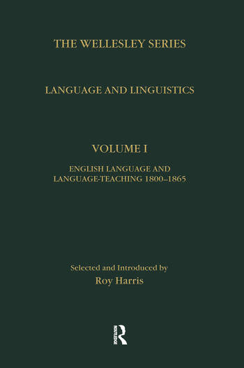 Language and Linguistics Key Nineteenth-Century Journal Sources in Linguistics book cover