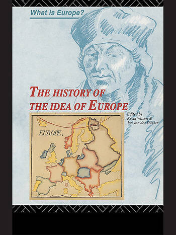 The History of the Idea of Europe book cover