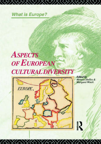 Aspects of European Cultural Diversity book cover