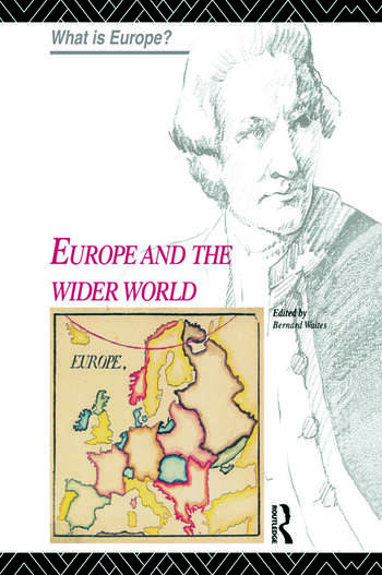 Europe and the Wider World book cover