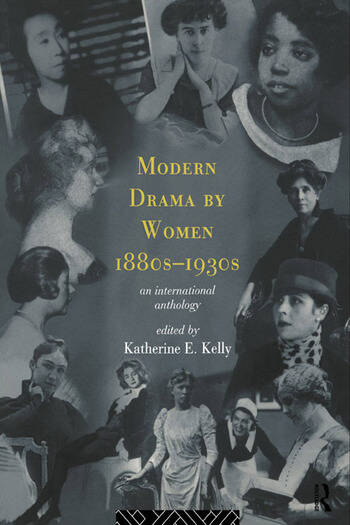 Modern Drama by Women 1880s-1930s book cover