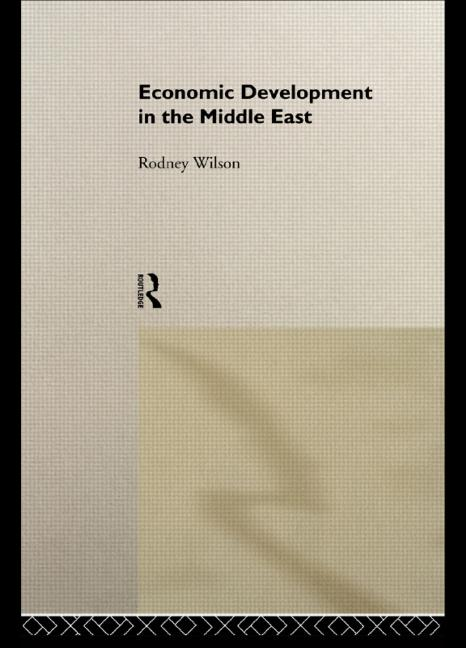 Economic Development in the Middle East book cover