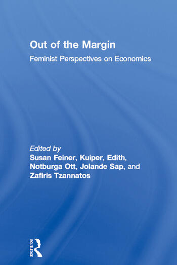 Out of the Margin Feminist Perspectives on Economics book cover