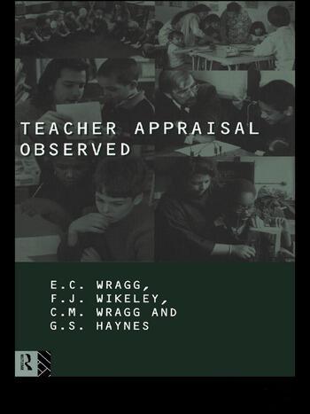 Teacher Appraisal Observed book cover