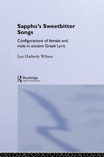 Sappho's Sweetbitter Songs book cover