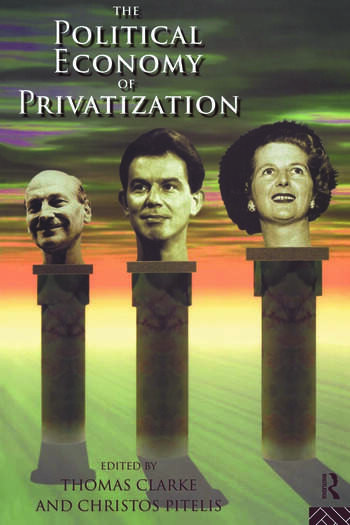 The Political Economy of Privatization book cover