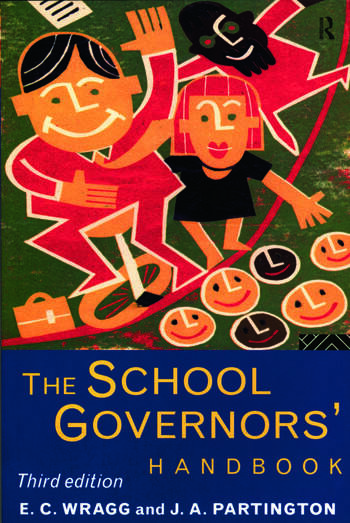 The School Governors' Handbook book cover