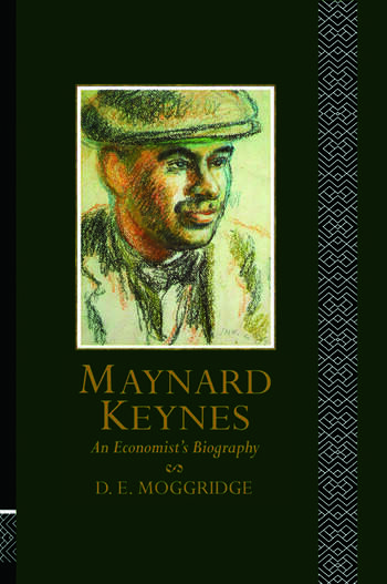 Maynard Keynes An Economist's Biography book cover